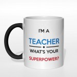 I'm a teacher. What's your superpower? Kubek