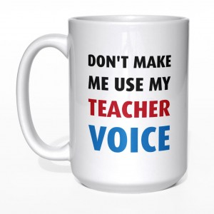 Don't make me use my teacher voice kubek
