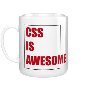 CSS is awesome kubek