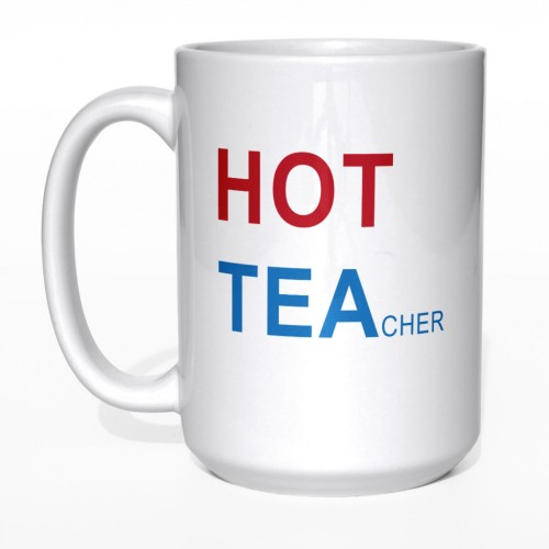 Hot Teacher kubek duży 450 ml