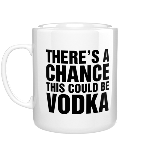 Kubek there's a chance  this could be vodka