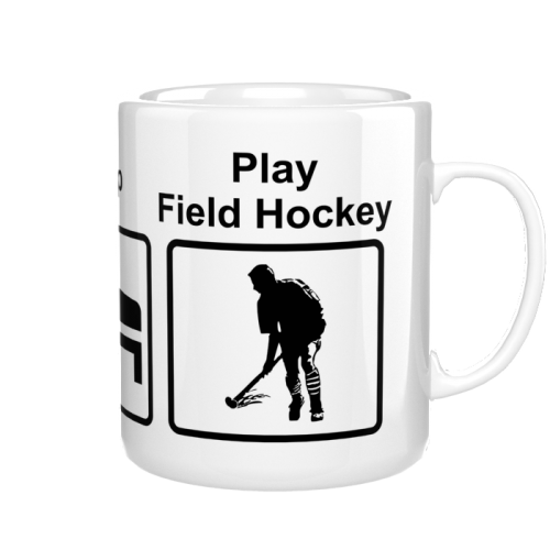 Kubek - Eat Sleep Play Field Hockey