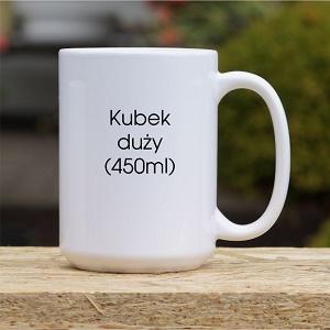 Kubek duży 450 ml